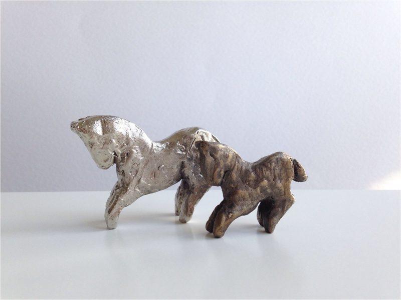 Manuela_Mollwitz_Sculpture_Mare_and_Foal_01