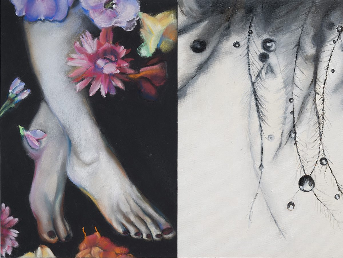 Manuela_Mollwitz_Painting_Summer_Kisses_1