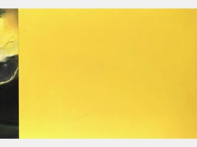 Manuela Mollwitz Painting: Outside the Darkness 3/3