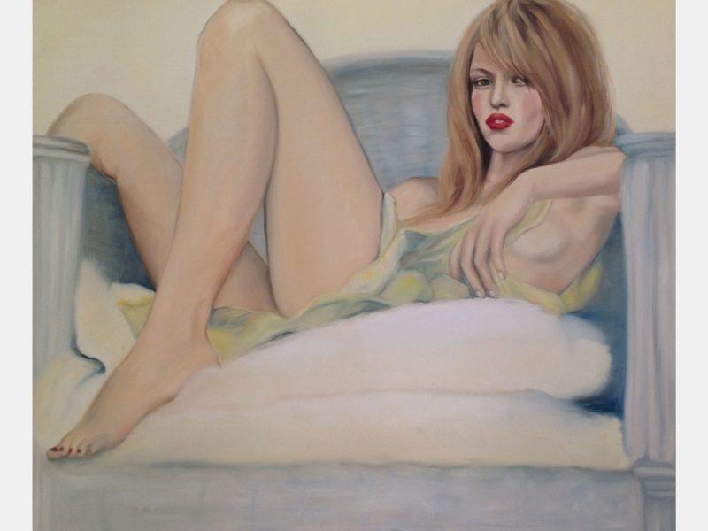 Manuela Mollwitz Painting: Summer Jam