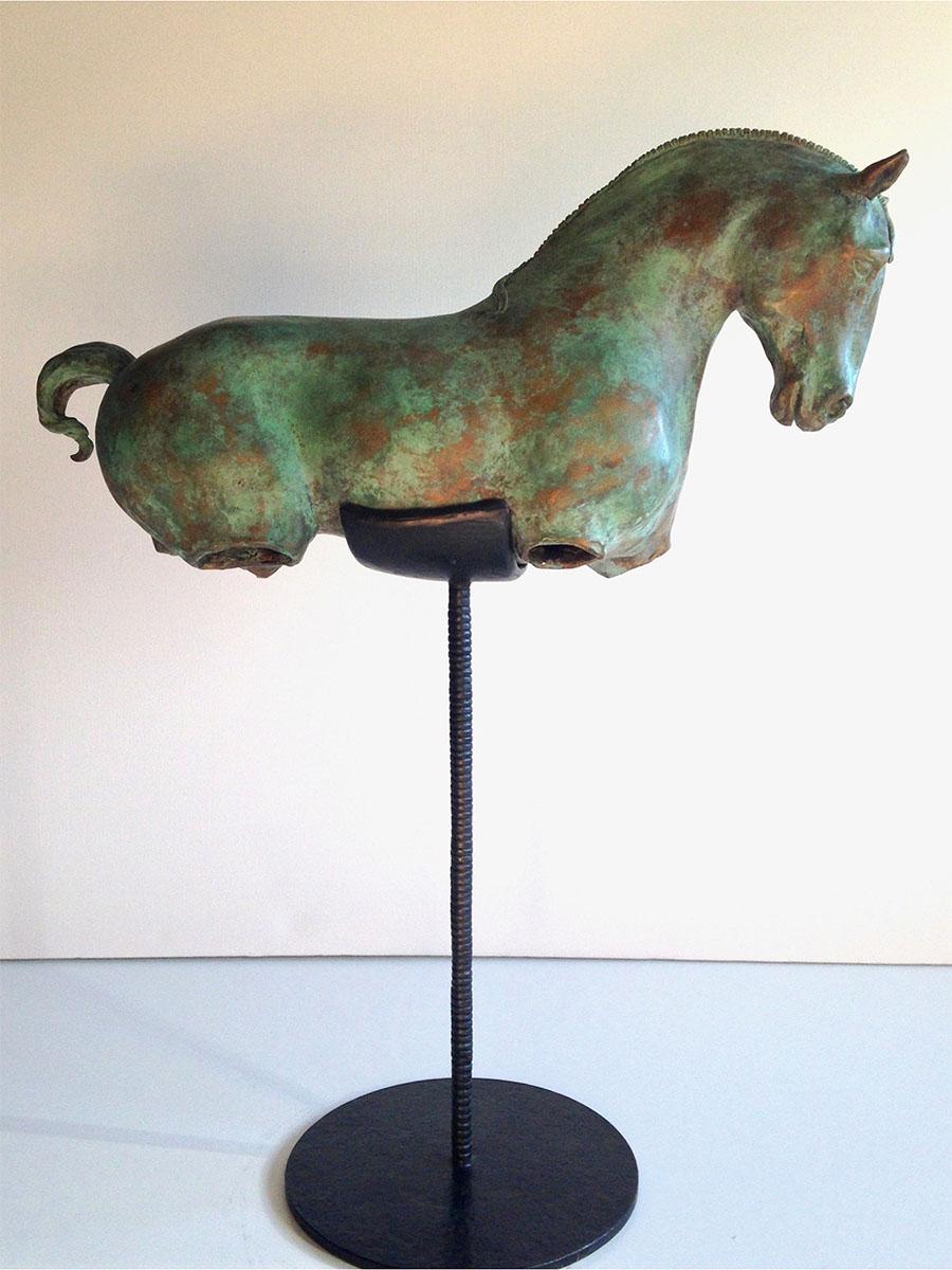 Manuela Mollwitz Sculpture: Baroque Horse 1